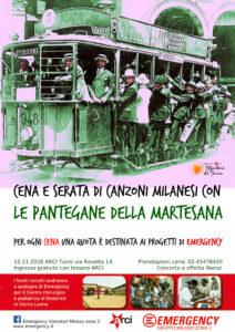 ARCI Turro - Pantegane 700x1000
