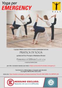 Yoga per Emergency_14 feb_locandina